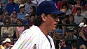 Samardzija&#039;s first save