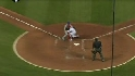 Lilly crashes into Molina