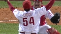 Lidge saves Game 5