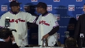 Rickey, Rice meet the HOF media