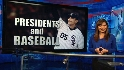 Presidents and America's pastime