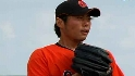 Uehara: Excited to be an Oriole