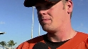 Wieters on first Spring Training