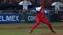 Chapman strikes out seven