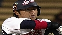 Nakajima&#039;s second RBI double