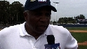 Frank Robinson remembers Jackie