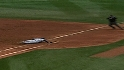 Pena&#039;s diving stop
