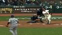 Rowand&#039;s two-run smash