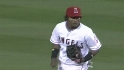 Aybar snares one