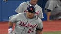 Cabrera&#039;s three-run blast