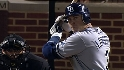 Longoria&#039;s second dinger