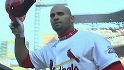 Pujols&#039; huge day at the plate