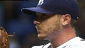 Kazmir strikes out six