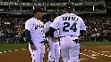 Griffey introduced in Seattle