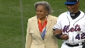 Robinson&#039;s tribute at Citi Field