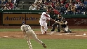 Ibanez&#039;s hustle triple