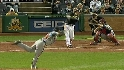 McLouth&#039;s two-run homer