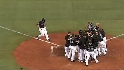 Overbay's walk-off homer