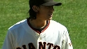 Lincecum strikes out 13 D-backs