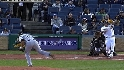 Sanchez&#039;s solo home run