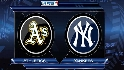 Recap: Oak 7, NYY 9 F/14