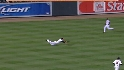 Montanez's diving catch