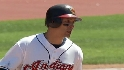 Sizemore's three-run homer