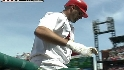 Pujols&#039; second homer