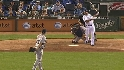 Crisp&#039;s RBI single