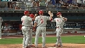 Victorino&#039;s go-ahead slam