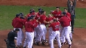 Youkilis' walk-off homer