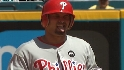 Victorino's two-run double