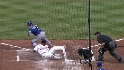Huff&#039;s RBI single