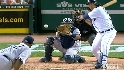 Ordonez's two-run blast