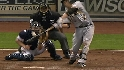 Sanchez&#039;s two-run double