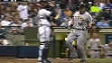 Jaramillo's two-run double