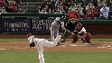 Hernandez&#039;s RBI single