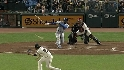 Hudson&#039;s RBI double