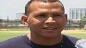 A-Rod rehabs in Tampa