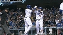Hudson's two-run homer