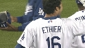 Ethier's walk-off single