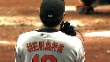 Uehara fans eight