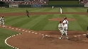 Victorino&#039;s two-run double