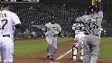 Counsell's two-run double