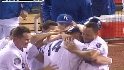 Buck's walk-off RBI single