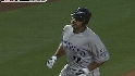 Wells&#039; three-run jack