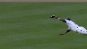 Jones' diving catch