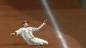 Werth's running catch