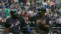 Delgado&#039;s two-run single