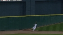 Bourn&#039;s over-the-shoulder catch